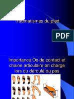 Pied Chopart Lisfranc
