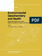 1985 Book EnvironmentalGeochemistryAndHe