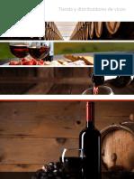 Presentación Distribución Casa Del Vino Jávea