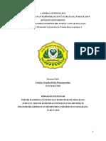 Laporan Kasus PKL 1 Teknik Radiografi