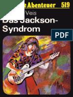 Das Neue Abenteuer 519 - Jaroslav Veis - Das Jackson-Syndrom