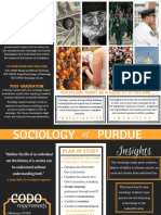 sociology honors b