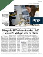Virus Letal Bajo El Mar