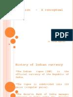 Demonetization - a Conceptual Framework by Dr. Punam Agarwal