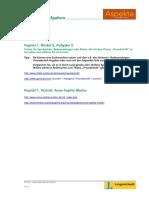 Apsekte 1 Rechercheaufgaben Kapitel 1