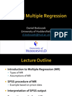 Multiple Regression - D. Boduszek - HUD.pdf