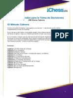 Resumen - Metodo Cabrera