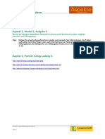 Aspekte 1 Rechercheaufgaben Kapitel 21
