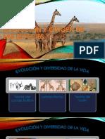 Evolucion y Origen de Las Especies