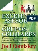 Como ser un excelente asesor de grupos celulares - Joel-Comiskey.pdf
