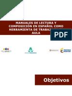 Mnaual de Lectura y Composicion Escrita MEN Colommbia