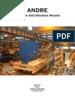 Anti Vibration Mounts Brochure Trelleborg