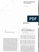 YEARSLEY, D., Bach and the Meanings of Counterpoint, 2002, Ch. 2, 27 Pp.