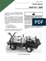 Toro Multi-Pro 5600 Sprayer Service Repair Manual.pdf