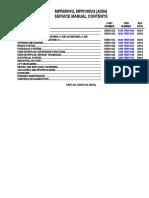 YALE A284 MPR100VG LIFT TRUCK Service Repair Manual.pdf