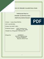 CeramicGlazedTiles project report.odg