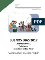 Buenos Dias 2017 i Semestre