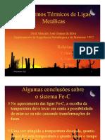 1 Tratamentos Térmicos Marcelo JGS