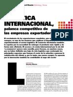 Logistica Internacional HDMV119-1