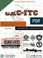 Productos Crane Cacitc