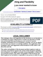 Stretching and Flexibility.pdf
