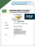 Plan de Negocio - Huerta