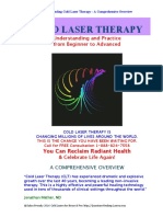 Understanding Cold Laser Therapy 092016