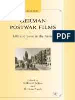 German Postwar Films - Life and Love in the Ruins