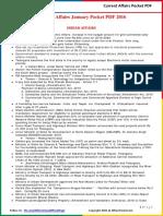 Current Affairs Pocket PDF - January 2016 by AffairsCloud - Final.pdf
