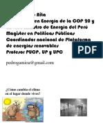 Clase 9 - Dr. Pedro Gamio
