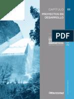 Catastro de centrales y proyectos energeticos 2012 CAP 3