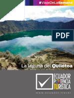 Viaje de La Semana Quilotoa