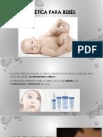 Cosmética Para Bebés