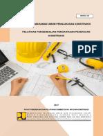 824fa 3 Modul Pemahaman Umum Pengawasan Konstruksi