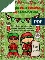 La magia de la navidad en las matemáticas. Primer grado.pdf