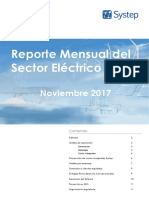 112017 Systep Reporte Sector Electrico