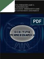 Eco-suit Thermodynamic - ECO-TUTA TERMODINAMICA INVENZIONE E BREVETTO by Luca Falace