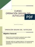 CURSO OPERACION SEGURA DEL AUTOCLAVE   2015.pptx
