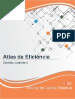 Eficiência dos TJs brasileiros