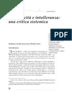 Una Critica Sistemica