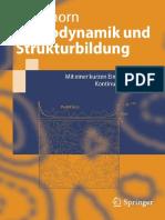 Hydrodynamik Und Strukturbildung Mit Einer Kurzen Einfu Hrung in Die Kontinuumsmechanik2