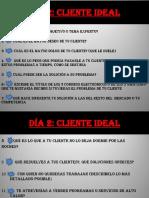 Dia 2 PDF 2 Cliente Ideal