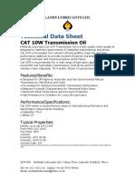 CAT-10w