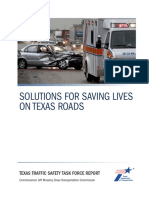 Texas Department of Transportation - Solutions for Saving Lives on Texas Roads