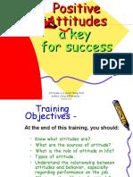 attitudes for jobs