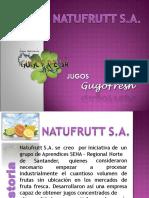 empresa de jugos frutas exoticas