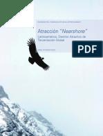 Atracción Nearshore Latinoamérica, Destino Atractivo de Tercerización Global