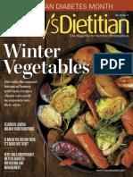 Todays Dietitian - November 2018