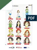 Caracterisation Physique Et Pshicologique