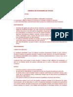 Ejemplo de Economía de Fichas